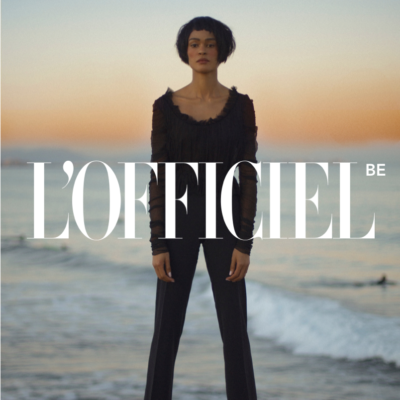 KUKI GIMÉNEZ FOR L'OFFICIEL BELGIUM